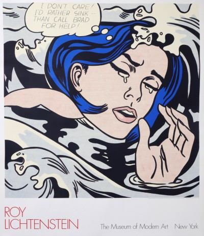 For sale: LICHTENSTEIN ROY  MUSEUM OF MODERN ART NEW YORK