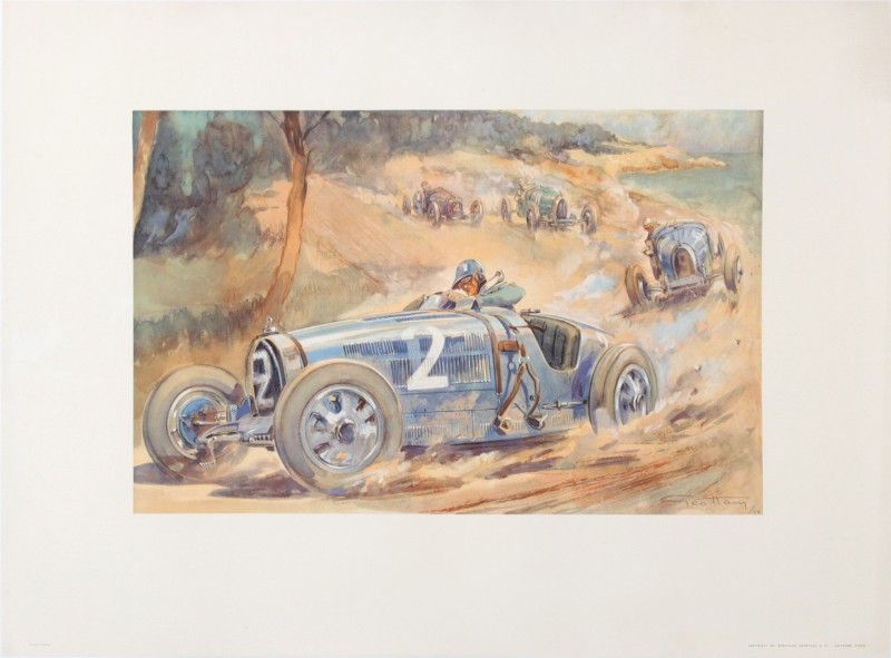 For sale: BUGATTI TYPE 35 COURSE GRAND PRIX