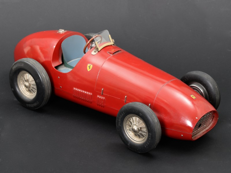 For sale: FERRARI 500 F2 TOSCHI