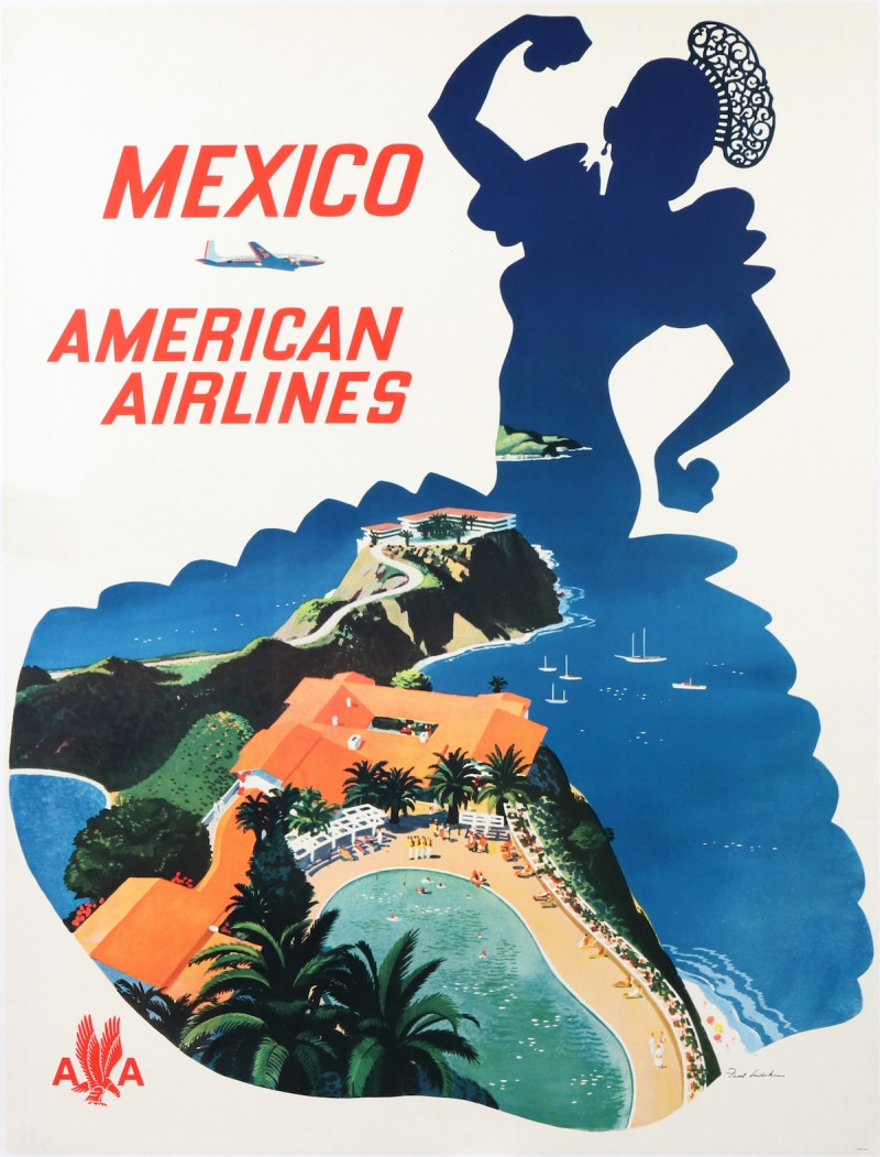 For sale: MEXICO AMERICAN AIRLINES