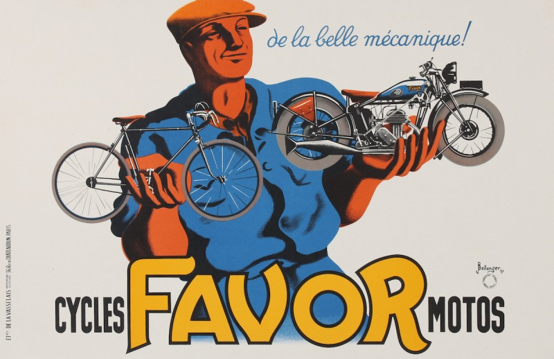 For sale: CYCLES FAVOR
