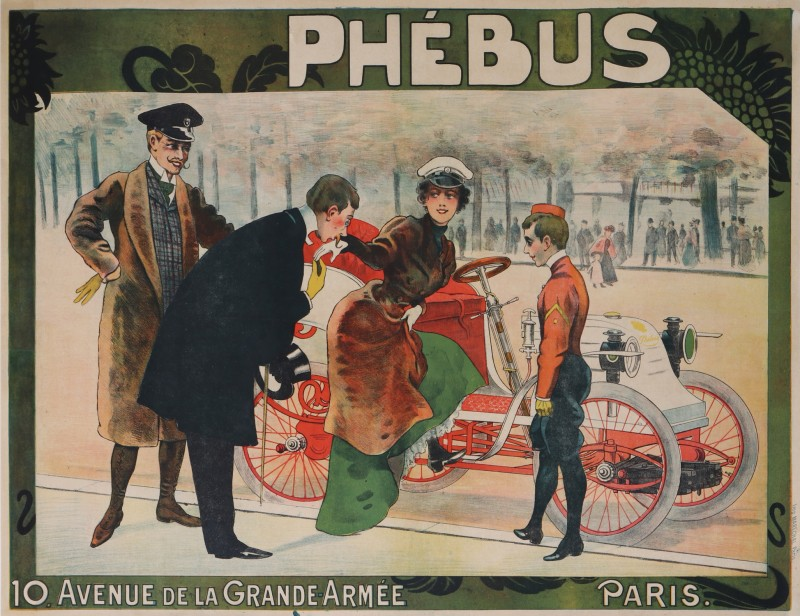 For sale: PHEBUS AUTOMOBILES