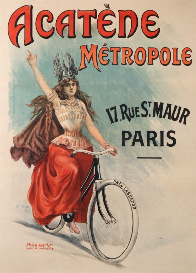 For sale: CYCLES ACATENE METROPOLE PARIS