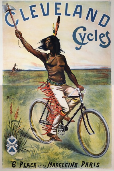 For sale: CYCLES CLEVELAND INDIAN