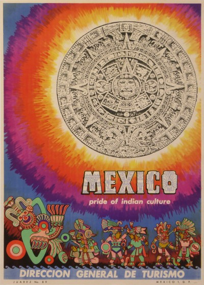 For sale: MEXICO PRIDE OF INDIAN CULTURE
