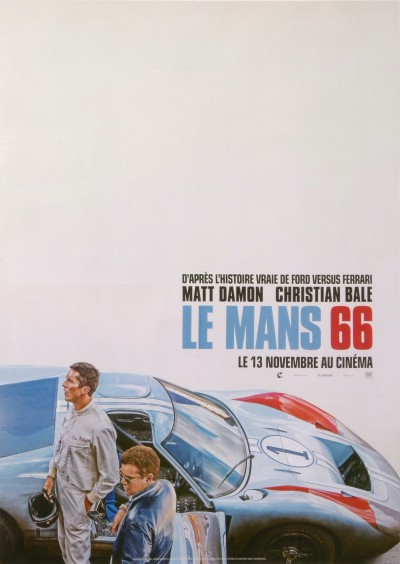 For sale: Matt Damon - Christian Bale - LE MANS 66