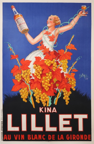 For sale: KINA LILLET AU VIN BLANC DE GIRONDE by ROBY