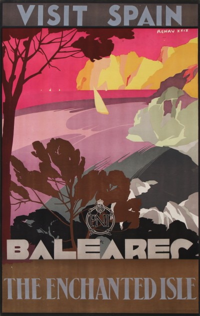 For sale: BALEARES  VISIT SPAIN THE ENCHANTED ISLE