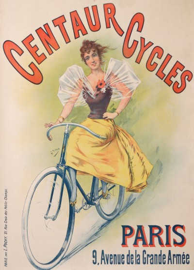 For sale: CENTAUR CYCLES PARIS
