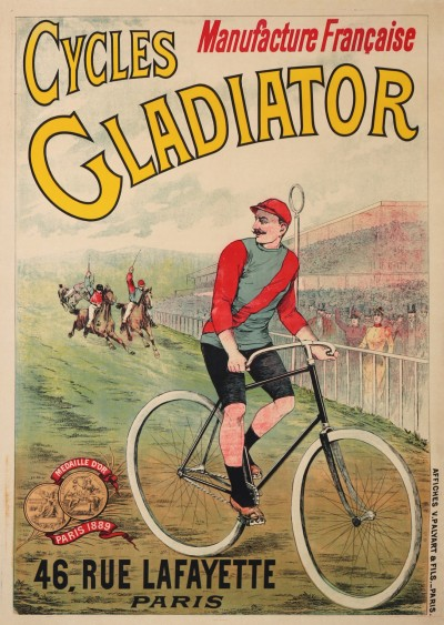 For sale: CYCLES GLADIATOR MANUFACTURE