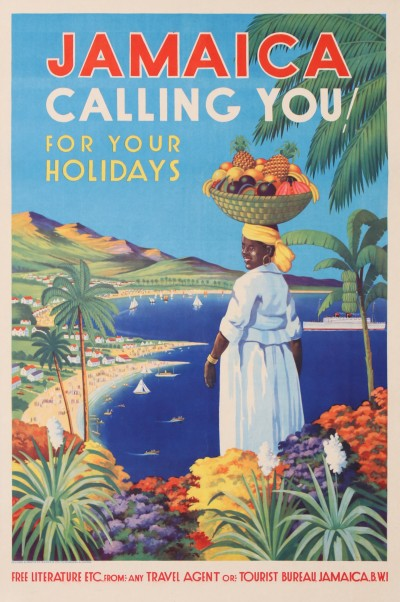 For sale: JAMAICA CALLING YOU