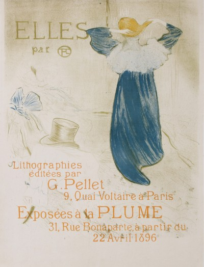 For sale: ELLES LITHOGRAPHIES ÉDITÉES PAR G.PELLET