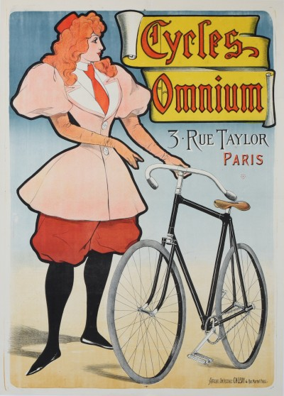 For sale: CYCLES OMNIUM - 3 rue TAYLOR PARIS