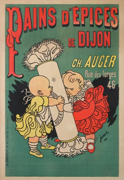 For sale: PAINS D'EPICES DE DIJON CH. AUGER - 46 rue des FORGES