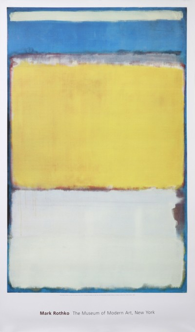 For sale: MOMA 1996 MARK ROTHKO