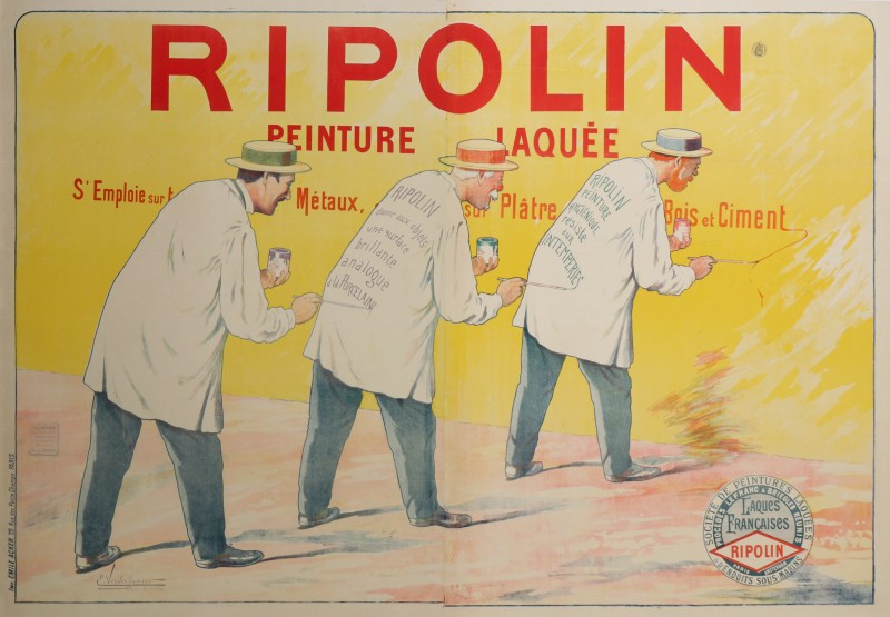 For sale: RIPOLIN PEINTURE LAQUEE