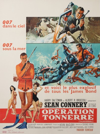 For sale: JAMES BOND OO7 FILM OPERATION TONNERRE - THUNDERBALL