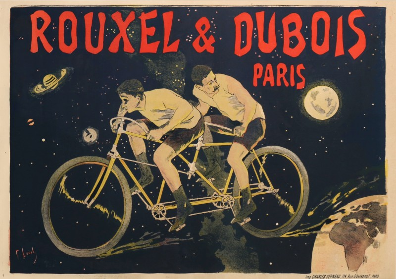 For sale: CYCLES ROUXEL ET DUBOIS - TANDEM