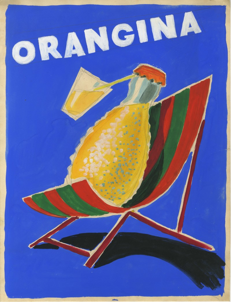 For sale: ORANGINA SUMMER RELAX