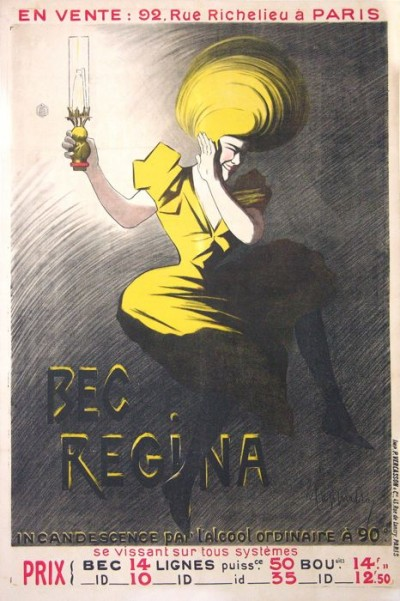 For sale: BEC REGINA - AFFICHE ANCIENNE