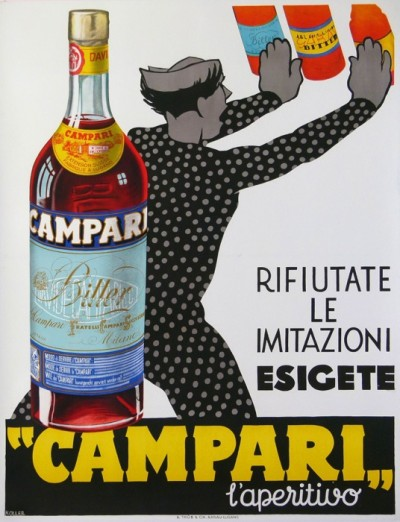 For sale: CAMPARI L'APERITIVO PAR KOLLER