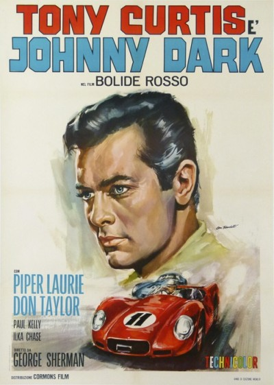 For sale: BOLIDE ROSSO -TONY CURTIS E.JOHNNY DARK