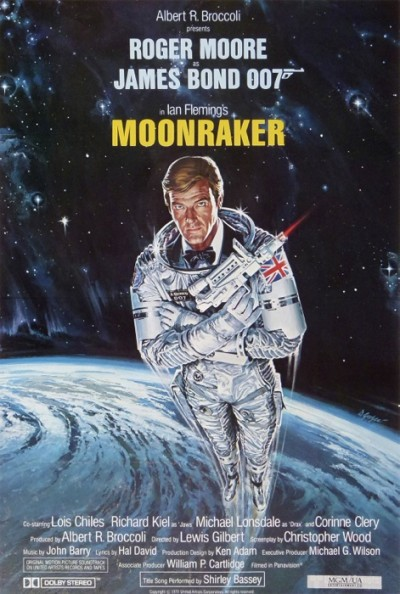 For sale: JAMES BOND 007 1979 MOONRAKER  ROGER MOORE