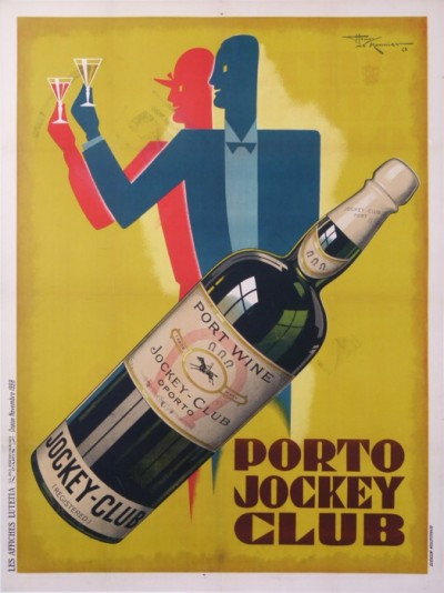 For sale: PORTO JOCKEY CLUB -PORT WINE OPORTO