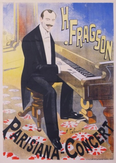 For sale: H. FRAGSON PARISIANA CONCERT