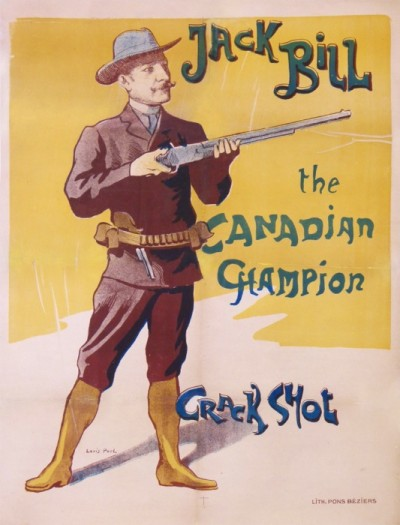 For sale: JACK BILL THE CANADIAN CHAMPION CRAK SHOT