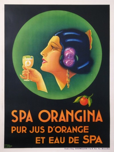 For sale: SPA ORANGINA