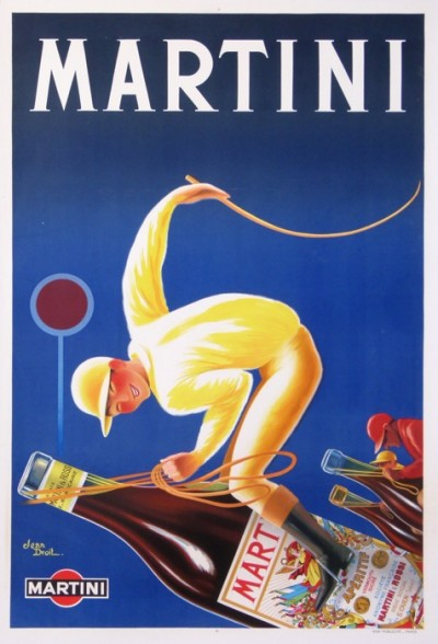For sale: MARTINI - LE JOCKEY