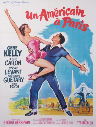 For sale: UN AMERICAIN A PARIS GENE KELLY LESLIE CARON