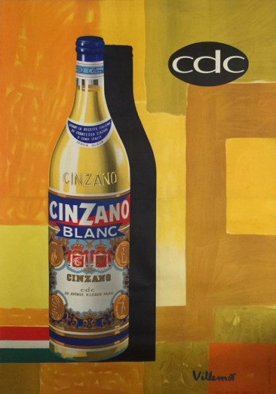 For sale: CINZANO BLANC