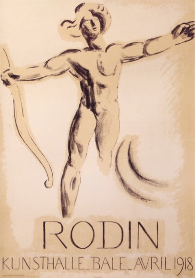 For sale: EXPOSITION RODIN-BÄLE