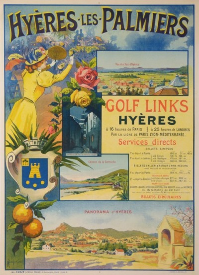 For sale: HYERES LES PALMIERS GOLFS LINKS