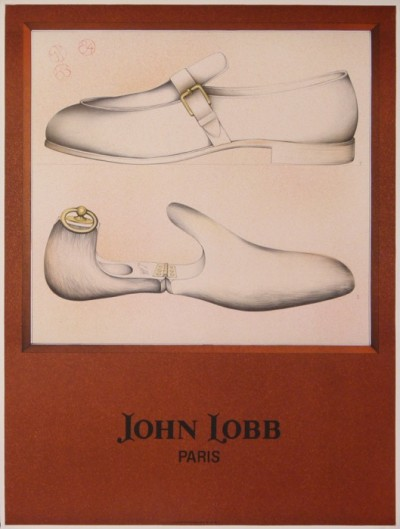 For sale: JOHN LOBB CHAUSSURES PARIS